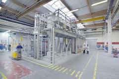 Production powder coatings FreiLacke
