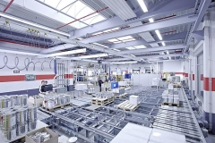 Production warehouse management system FreiLacke